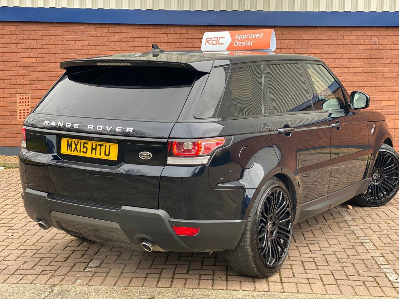 2015 Land Rover Range Rover Sport 3.0 SDV6 [306] HSE Dynamic 5dr Auto