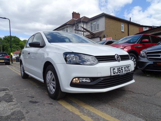 2015 Volkswagen Polo 1.0 S 5dr [AC]