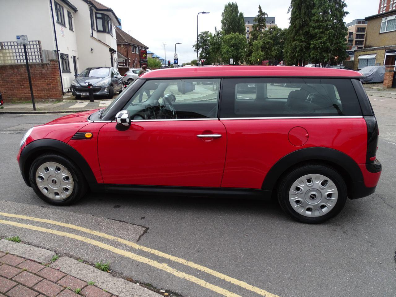 2009 Mini Clubman 1.4 One 5dr Auto