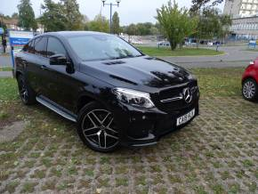 2019 (19) Mercedes-Benz GLE Coupe at 1st Choice Motors London