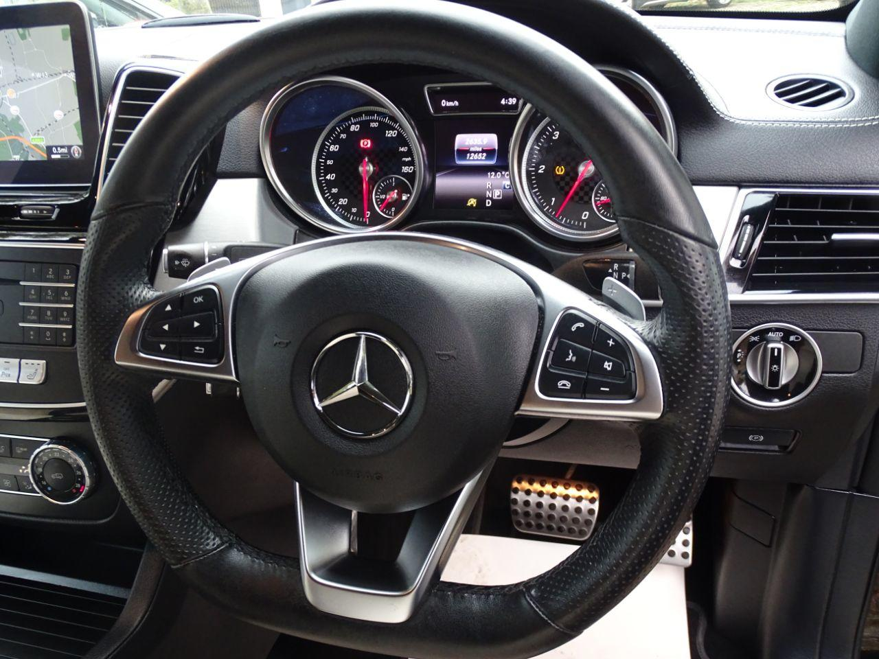 2019 Mercedes-Benz GLE Coupe 3.0 GLE 350d 4Matic AMG Night Edition 5dr 9G-Tronic