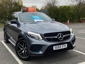 2019 (69) Mercedes-Benz GLE Coupe at 1st Choice Motors London
