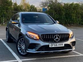 2016 (66) Mercedes-Benz GLC Coupe at 1st Choice Motors London