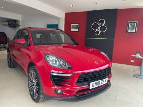 2018 (18) Porsche Macan at 1st Choice Motors London