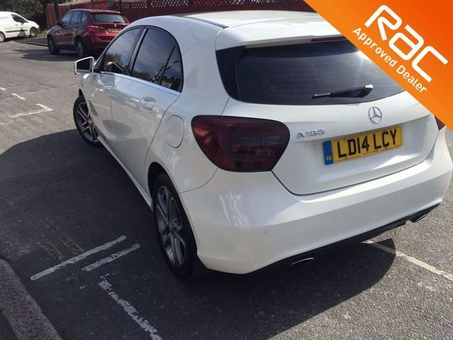 2014 Mercedes-Benz A Class 1.6 A180 BlueEFFICIENCY Sport 5dr