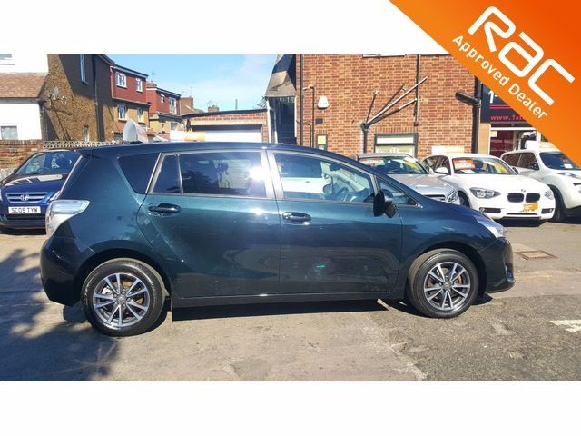 2014 Toyota Verso 1.6 V-matic Icon 5dr