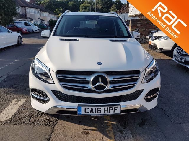 2016 Mercedes-Benz Gle 2.1 GLE 250d 4Matic Sport 5dr 9G-Tronic