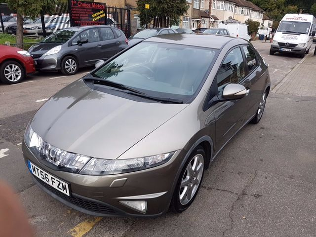 2006 Honda Civic 1.8 i-VTEC Sport 5dr i-SHIFT Auto
