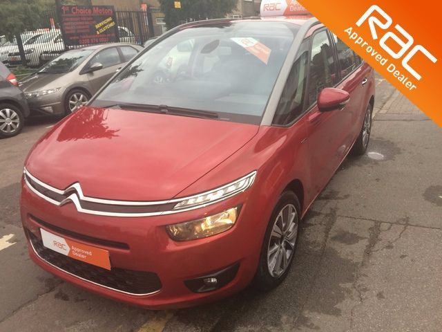2014 Citroen Grand C4 Picasso 1.6 e-HDi 115 Airdream Exclusive 5dr ETG6