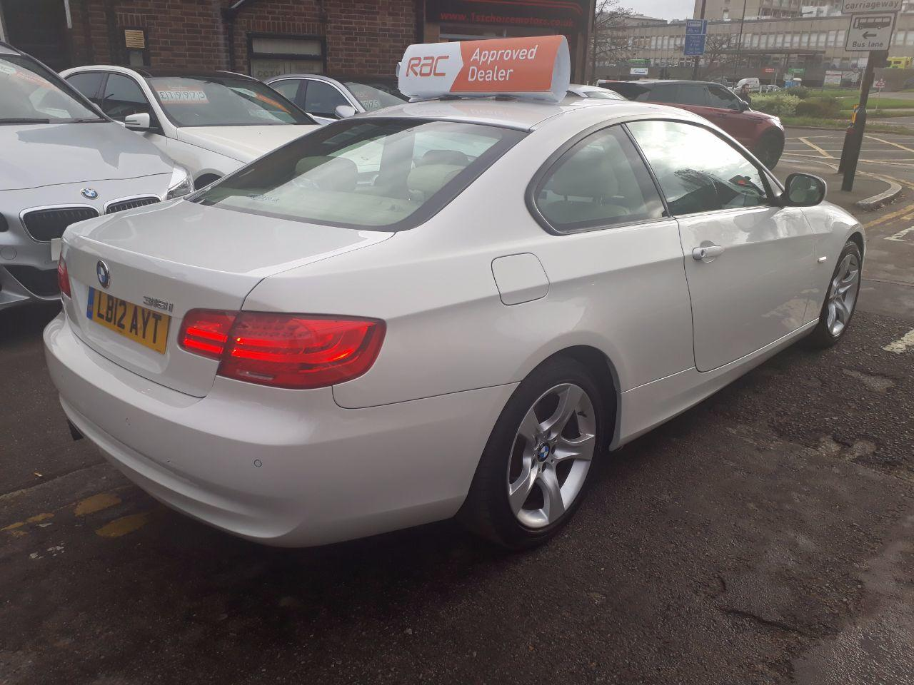 2012 BMW 3 Series 2.0 318i SE 2dr