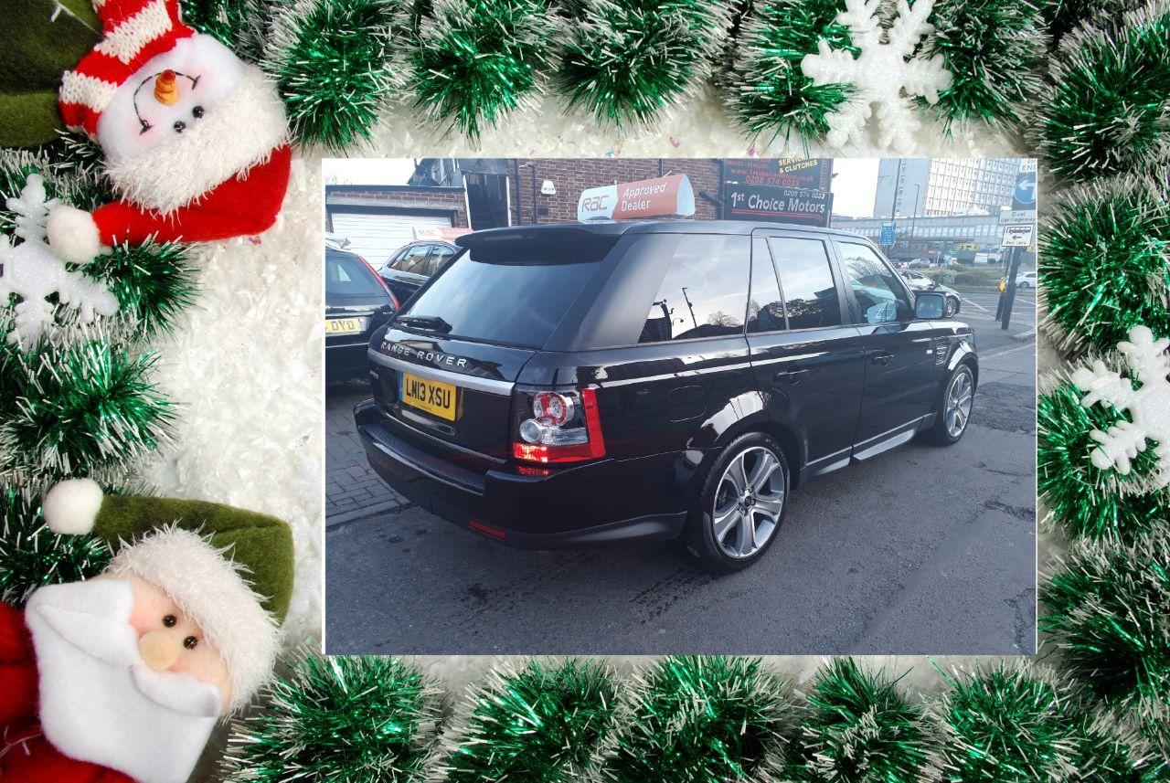 2013 Land Rover Range Rover Sport 3.0 SDV6 HSE Black Edition 5dr Auto