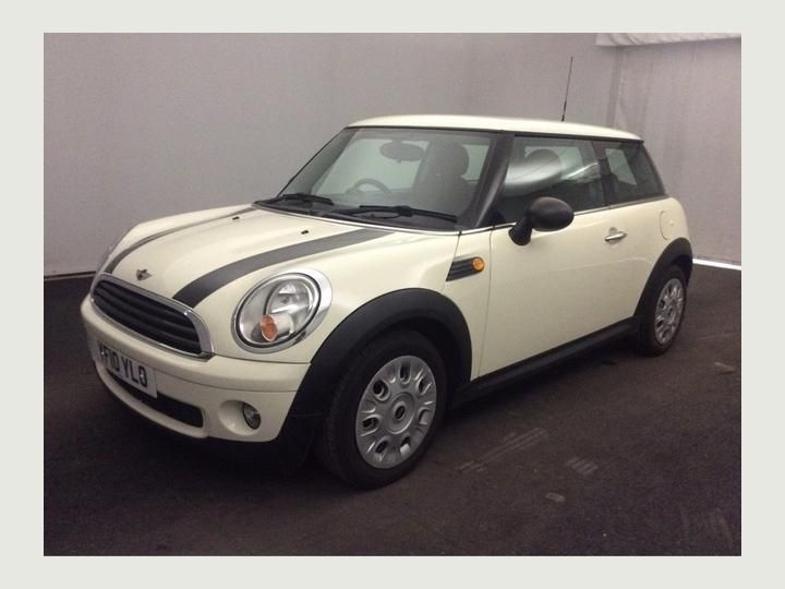 2010 Mini Hatchback