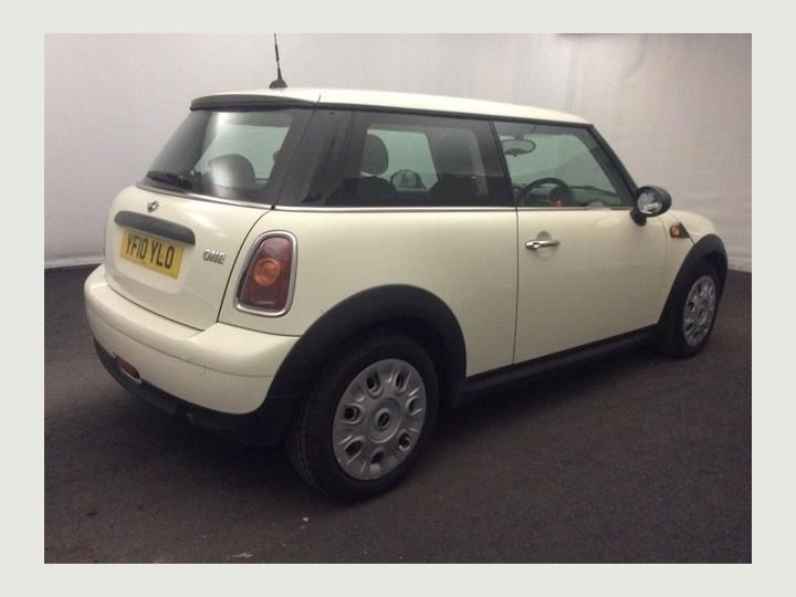 2010 Mini Hatchback 1.6 One 3dr