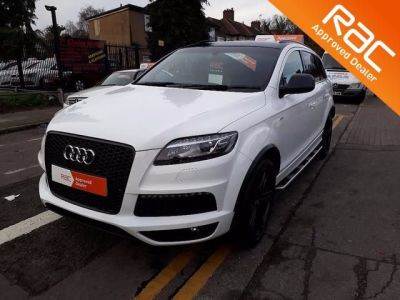 Used Audi Cars London, Second Hand Cars London - 1st Choice Motors
