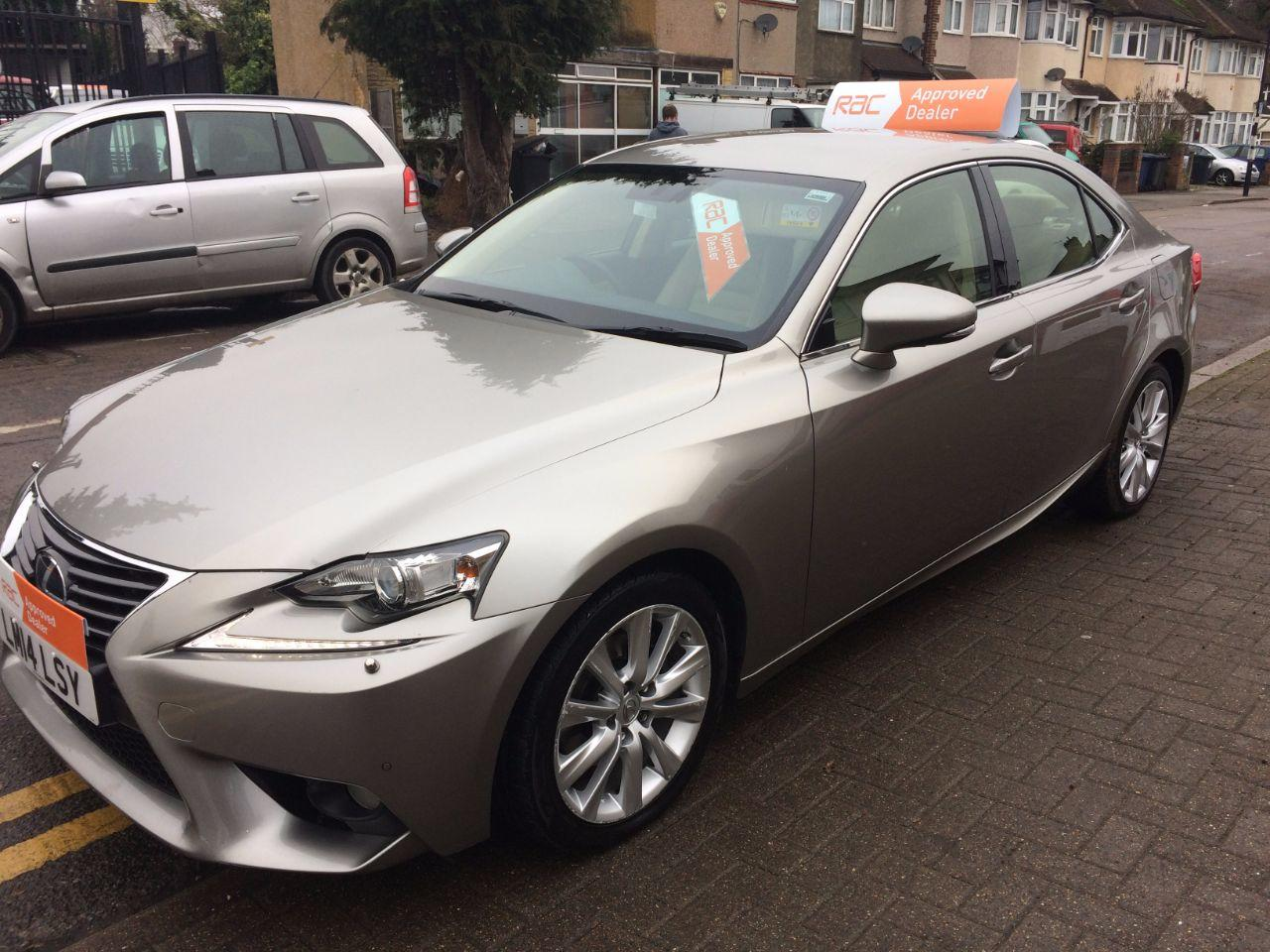2014 Lexus IS 2.5 250 Luxury 4dr Auto