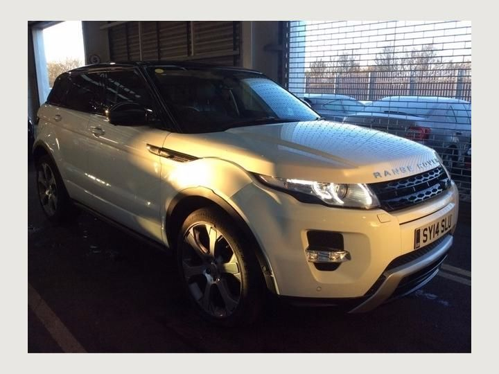 2014 Land Rover Range Rover Evoque 2.2 SD4 Dynamic 5dr [Lux Pack]