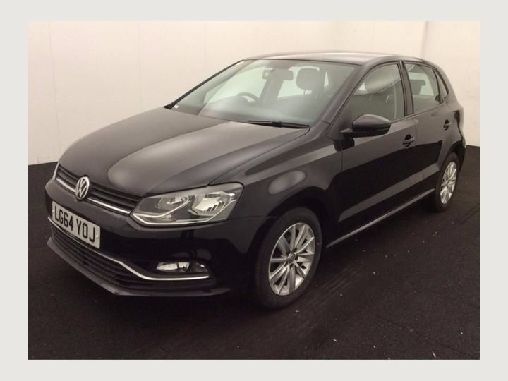 2014 Volkswagen Polo 1.0 SE 5dr