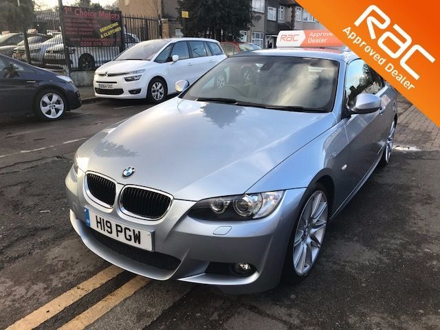 2010 BMW 3 Series 2.0 320d M Sport Highline 2dr
