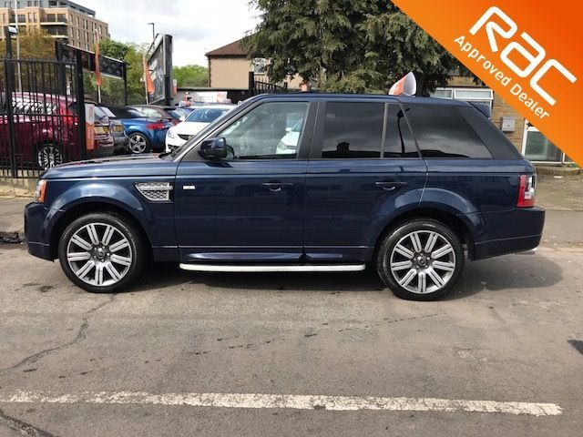 2013 Land Rover Range Rover Sport 3.0 SDV6 Autobiography Sport 5dr Auto