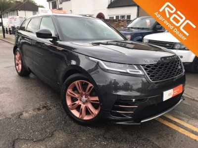 Land Rover Range-rover-velar 3.0 D300 R-Dynamic SE 5dr Auto Estate Diesel Grey at 1st Choice Motors London