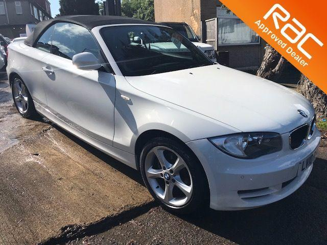 2010 BMW 1 Series 2.0 118i SE 2dr