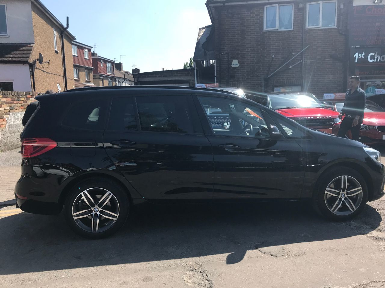 2015 BMW 2 Series 2.0 220i Sport 5dr Step Auto
