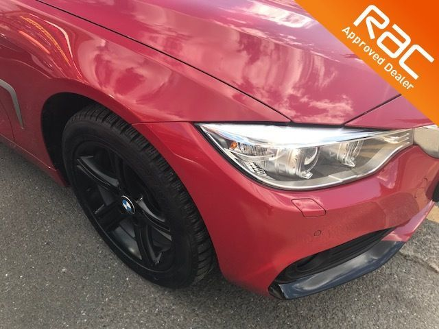 2014 BMW 4 Series 2.0 420i xDrive SE 2dr Auto