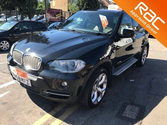BMW X5 3.0 xDrive35d SE 5dr Auto Estate Diesel Black