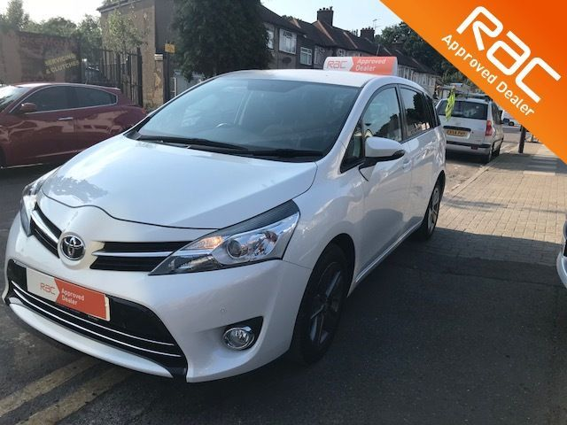 2014 Toyota Verso 1.8 V-matic Trend 5dr M-Drive S