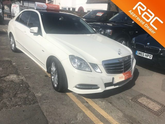 2011 Mercedes-Benz E Class 2.1 E220 CDI BlueEFFICIENCY Avantgarde 4dr Tip Auto