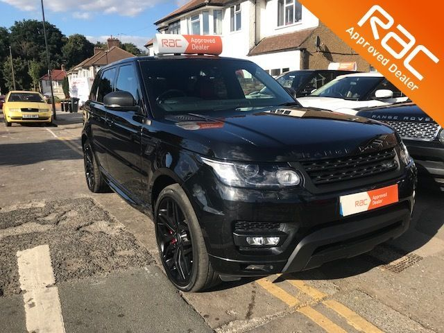 2016 Land Rover Range Rover Sport 3.0 SDV6 [306] HSE Dynamic 5dr Auto