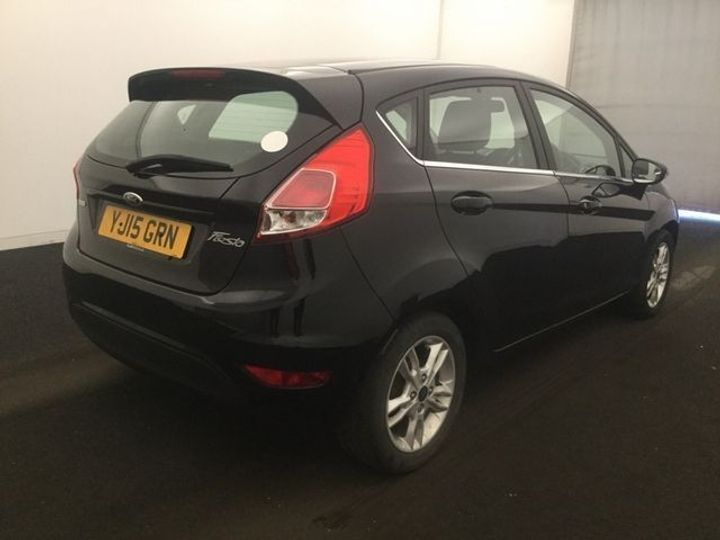 2015 Ford Fiesta 1.0 EcoBoost Zetec 5dr Powershift