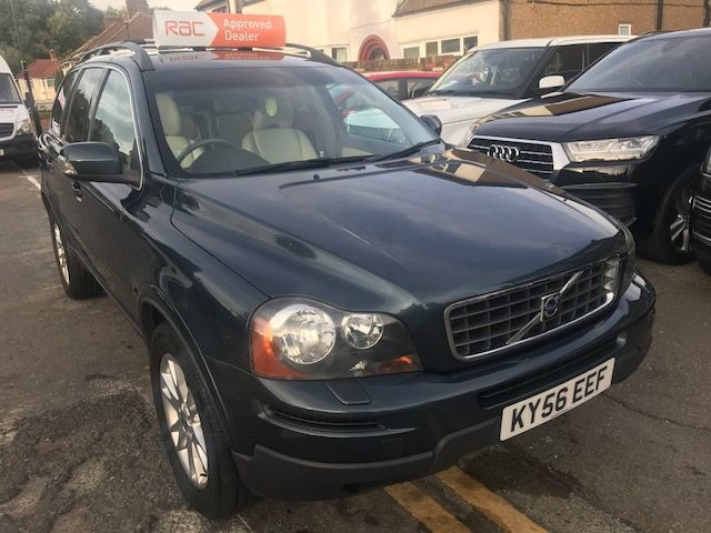 2006 Volvo XC90 2.4 D5 SE 5dr Geartronic [185]