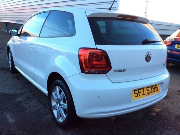2014 Volkswagen Polo 1.4 Match Edition 3dr DSG