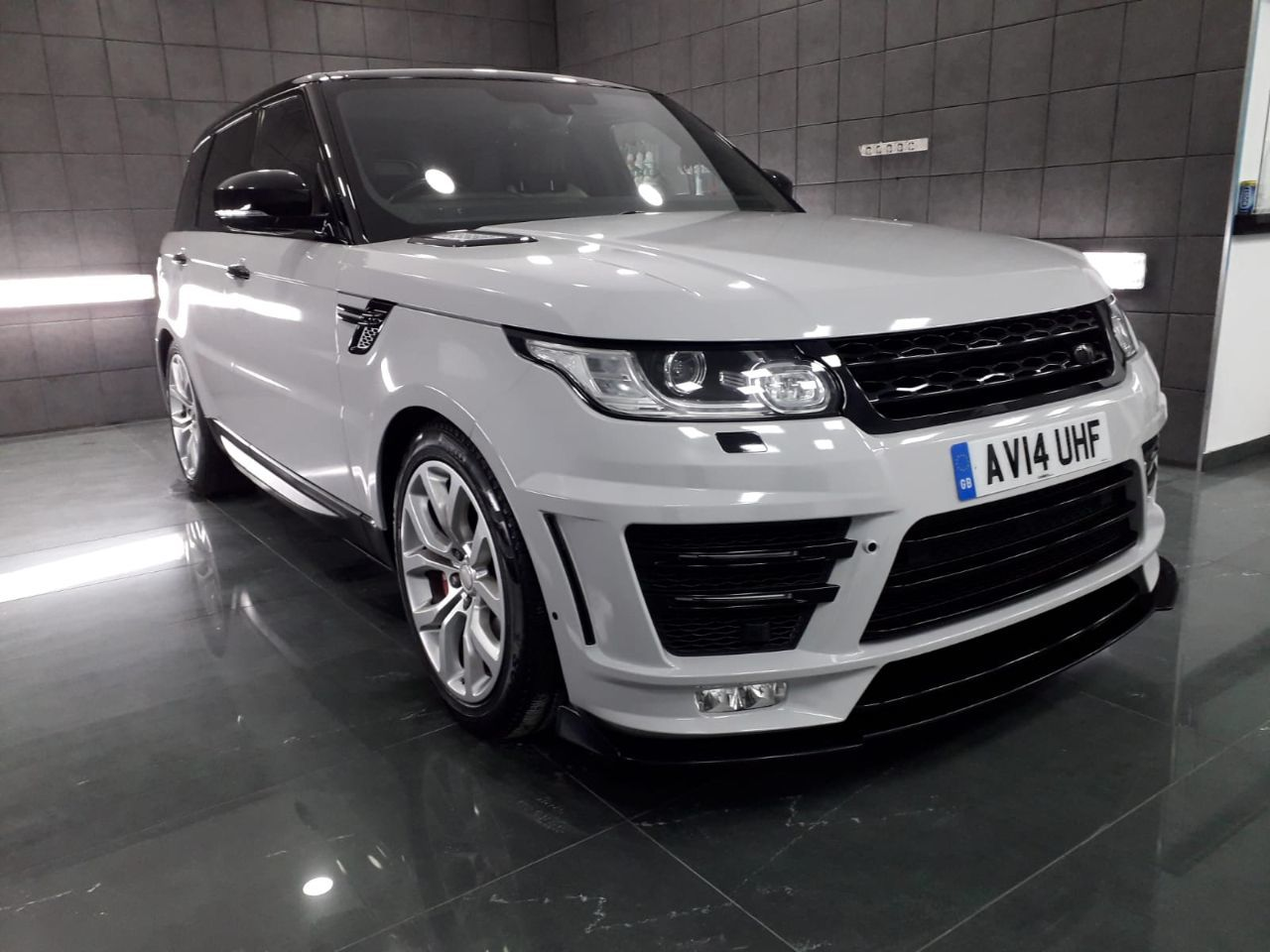 2014 Land Rover Range Rover Sport 3.0 SDV6 Autobiography Dynamic 5dr Auto
