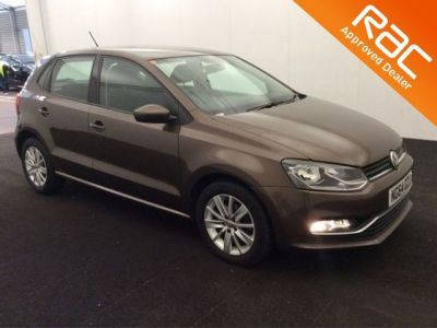 Volkswagen Polo 1.0 SE 5dr Hatchback Petrol Brown at 1st Choice Motors London