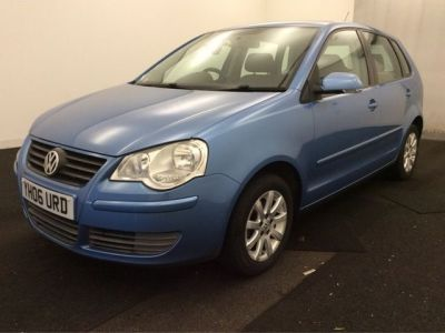 Volkswagen Polo 1.4 SE 75 5dr Auto Hatchback Petrol Blue at 1st Choice Motors London