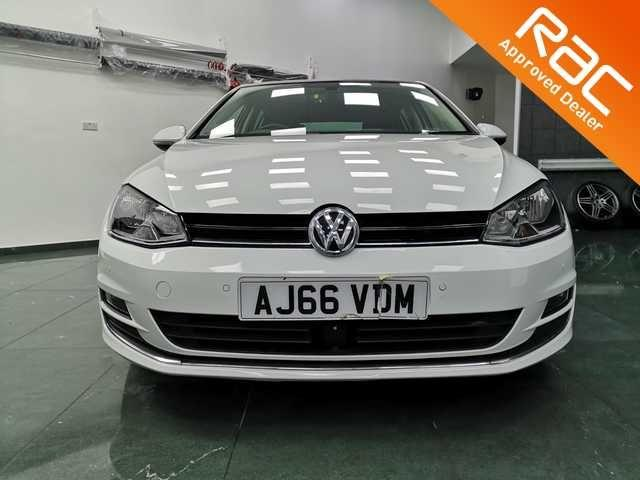 2017 Volkswagen Golf 1.4 TSI 150 GT Edition 5dr
