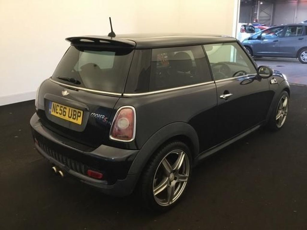 2007 Mini Hatchback 1.6 Cooper S 3dr
