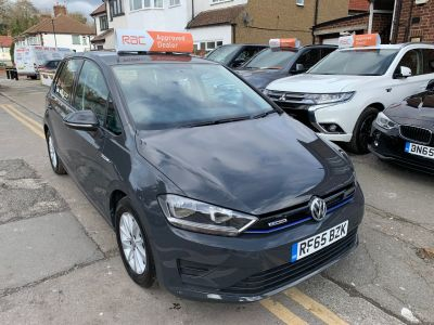 Volkswagen Golf Sv 1.6 TDI 110 BlueMotion 5dr MPV Diesel Grey at 1st Choice Motors London