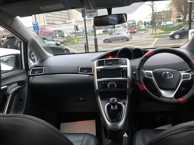 2015 Toyota Verso 1.6 D-4D Trend 5dr