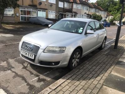 Audi A6 3.0 TDI Quattro SE 4dr Tip Auto Saloon Diesel Silver at 1st Choice Motors London
