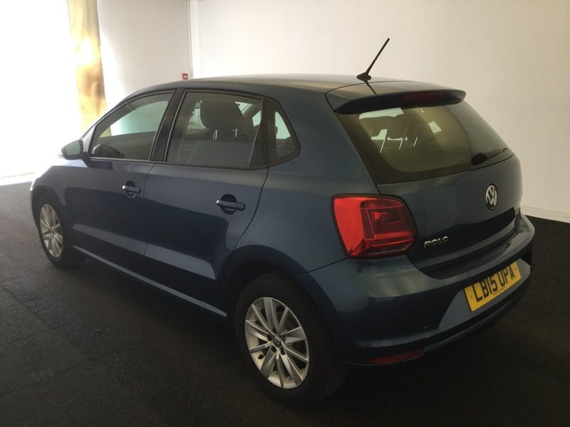 2015 Volkswagen Polo 1.0 SE 5dr