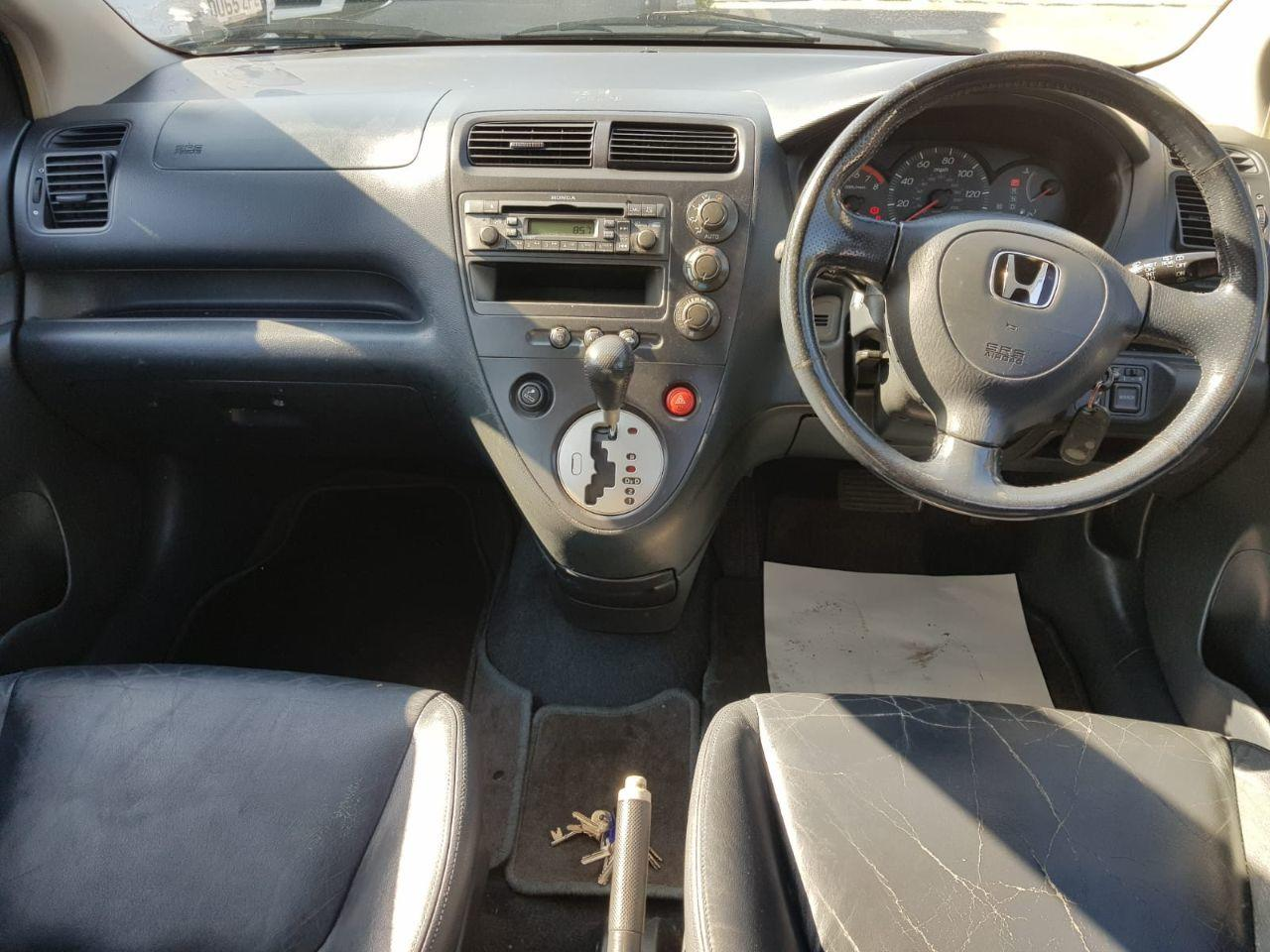 2001 Honda Civic 1.6 i-VTEC SE Executive 5dr Auto