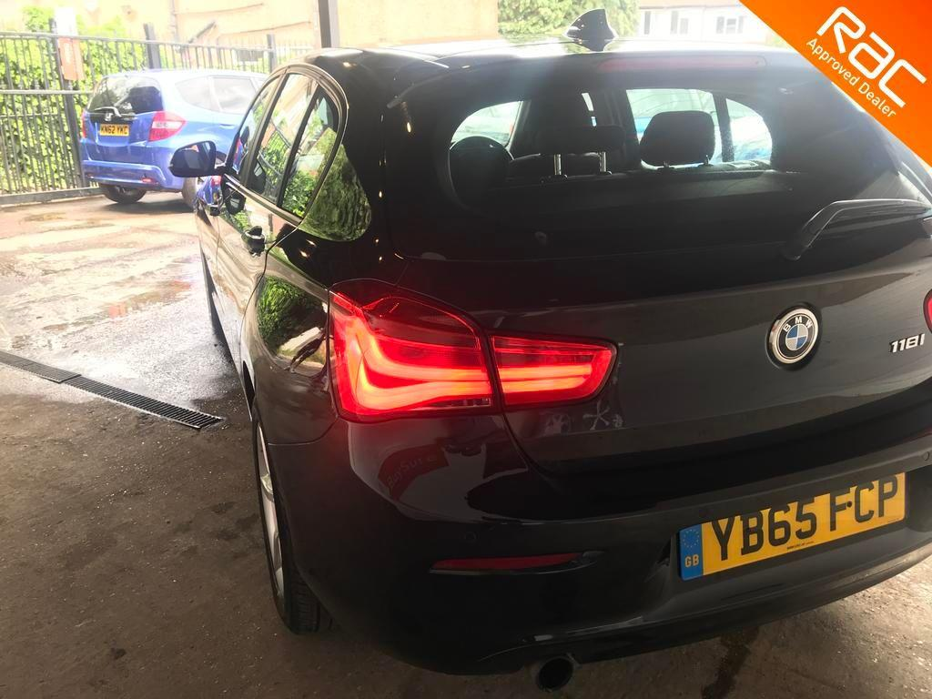 2016 BMW 1 Series 118i [1.5] SE 5dr Step Auto