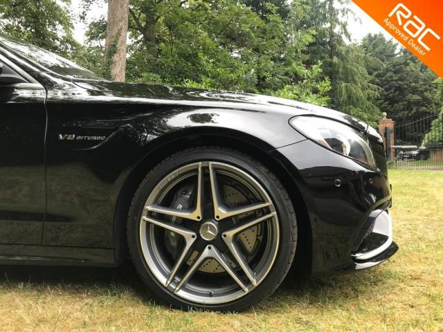 2016 Mercedes-Benz C Class 4.0 C63 AMG Speedshift MCT (s/s)