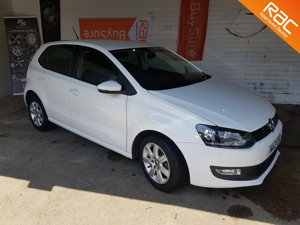 2013 Volkswagen Polo 1.2 60 Match Edition 5dr