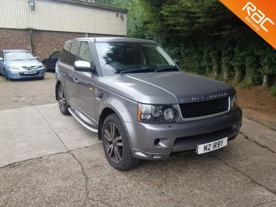 Land Rover Range Rover Sport 2.7 TDV6 S 5dr Auto Estate Diesel Grey at 1st Choice Motors London