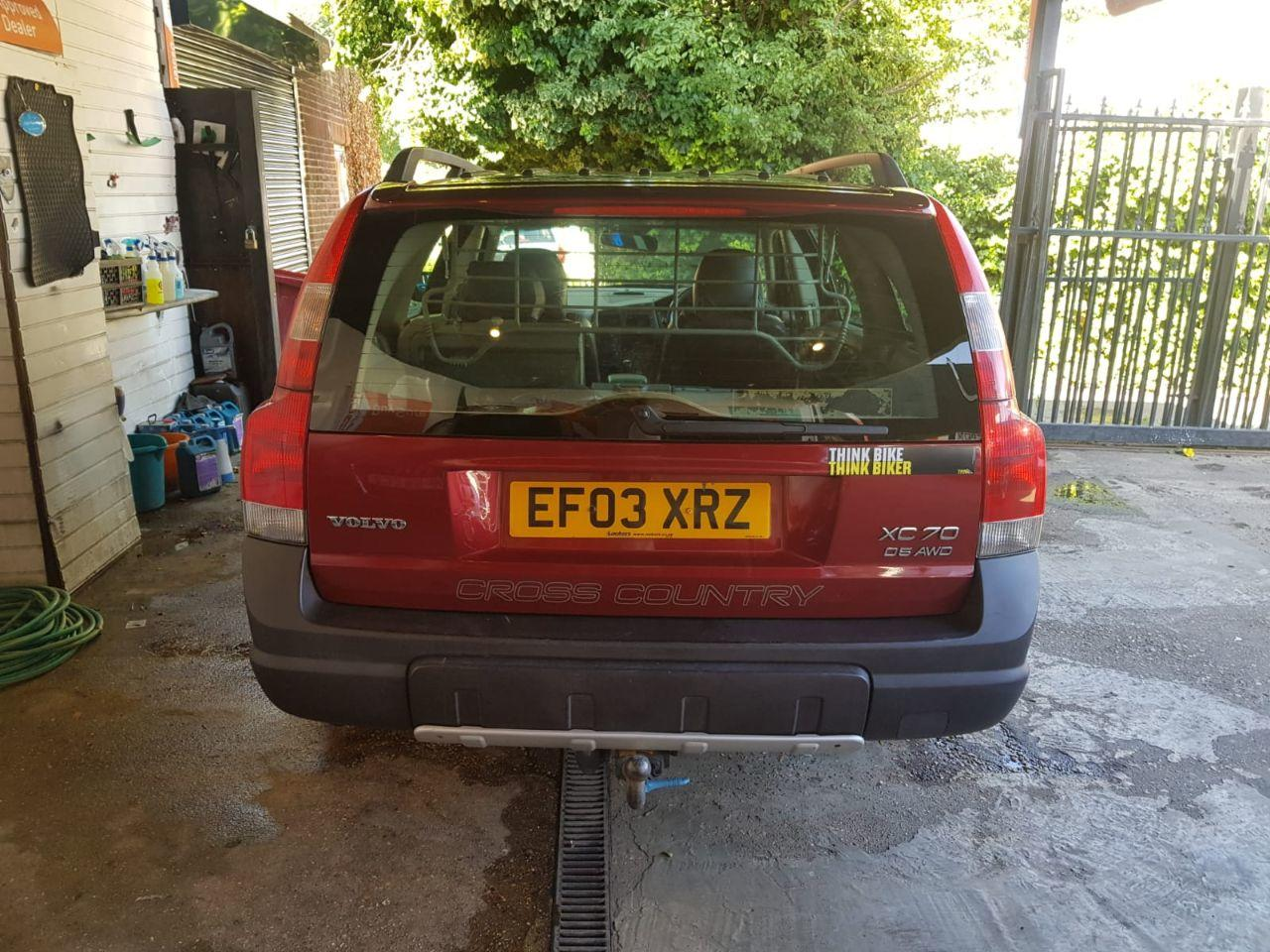 2003 Volvo XC70 2.4 D5 SE 5dr Geartronic