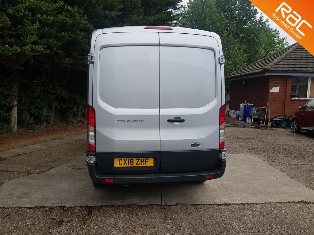 2018 Ford Transit 2.0 TDCi 130ps H2 Van